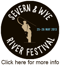 Severn and Wye River Festival 2013 logo