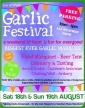 Isle of Wight Garlic Festival image